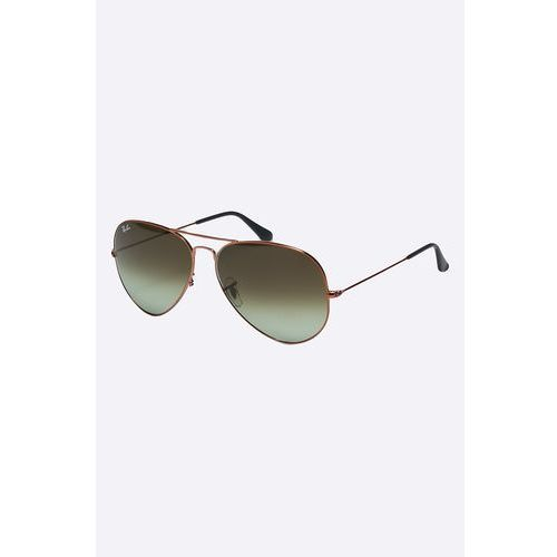Ray-Ban - Okulary Aviator Large Metal II