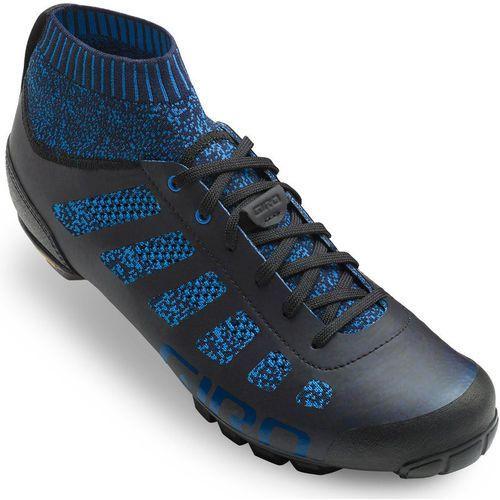 Giro empire vr70 knit buty mężczyźni niebieski/czarny 45 2018 buty rowerowe