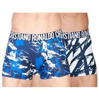 Bokserki męskie CR7 CRISTIANO RONALDO - 8502-49-414_BIPACK-36, kolor biały