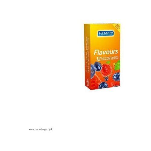 Prezerwatywy pasante - flavours (1 op. / 12 szt.) marki Pasante (uk)