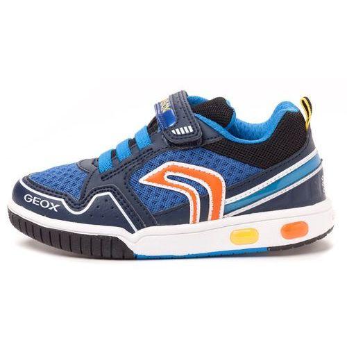 Geox tenisówki chłopięce Gregg 32 niebieski, J7247B01454