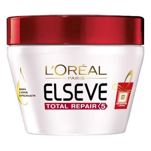 Elseve Total Repair 5 maska do włosów 300ml - L'Oreal Paris