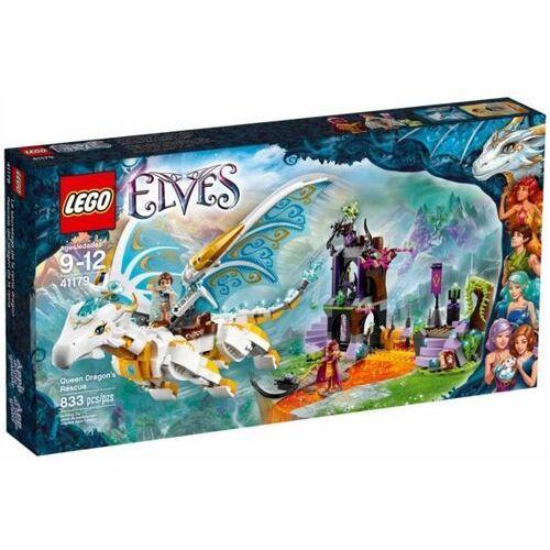 Lego ELFY Elves, na ratunek królowej smoków 41179. Najniższe ceny, najlepsze promocje w sklepach, opinie.