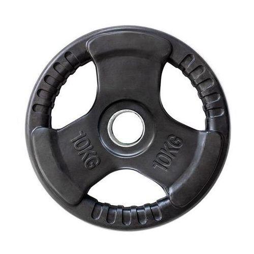 Hms 17034 tok-10 talerz olimpijski ogumowany 10 kg