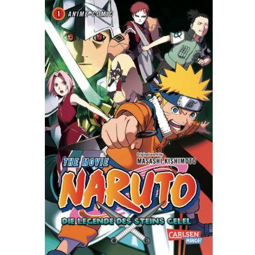 Naruto - The Movie: Die Legende des Steins Gelel