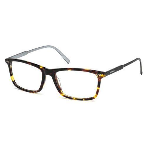 Mont blanc Okulary korekcyjne  mb0615 055