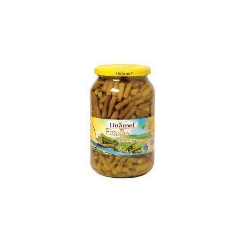 Fasolka konserwowa zielona 880 g Unamel (5902468101228)