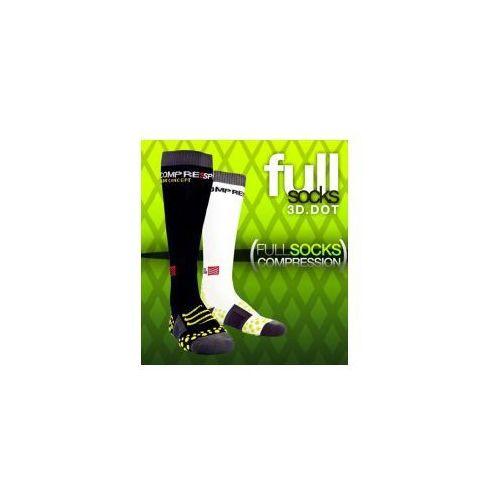 Skarpety kompresyjne COMPRESSPORT full socks, 455