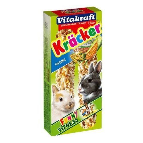 Vitakraft kolba dla królika o z dodatkiem popcornu