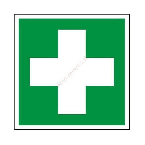 OKAZJA - Techem Znak pierwsza pomoc medyczna, kategoria: znaki informacyjne i ostrzegawcze