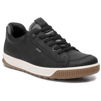 Ecco Sneakersy - byway tred 50182402001 black
