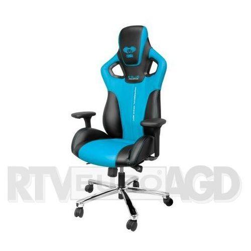 E-blue Fotel cobra, niebieski (eec303blaa-ia) darmowy odbiór w 21 miastach! (6921607104165)