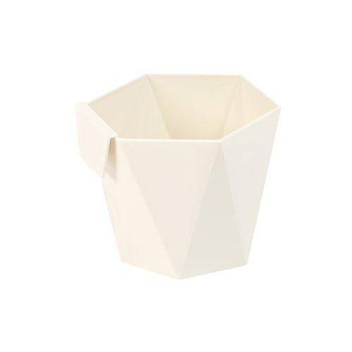 Lamela Osłonka plastikowa 9.5 cm kremowa heca (5900119746354)