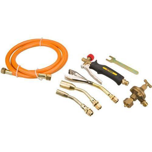 Zestaw palników gazowych TOPEX 44E116 3 palniki 3.8 kW + DARMOWY TRANSPORT! (5902062441164)