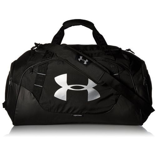 Under Armour UNDENIABLE DUFFLE 3.0 MEDIUM Torba sportowa black (0190510424714)