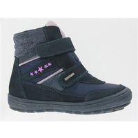 dziewczęce buty za kostkę, 24, niebieske marki Primigi