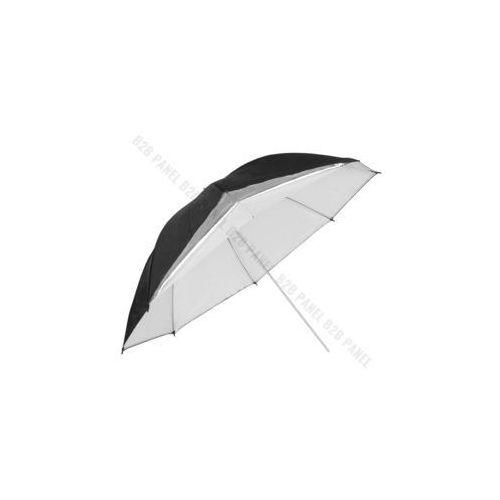parasolka srebrna z dyfuzorem 110 cm marki Glareone