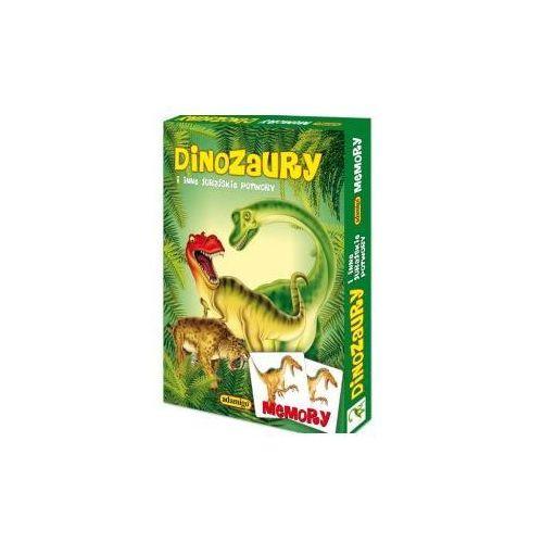 Gra Memory Dinozaury - DARMOWA DOSTAWA OD 250 ZŁ!!