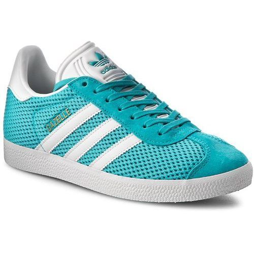 Buty adidas - Gazelle BB2761 Eneblu/Ftwwht/Eneblu, kolor niebieski