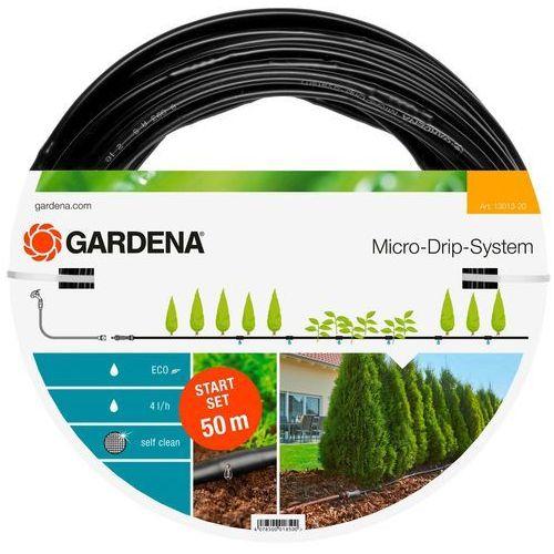 Naziemna linia kroplująca marki Gardena