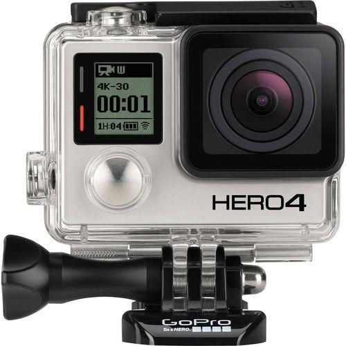 Promocja - GoPro Hero 4 Black Edition (CHDHX-401)