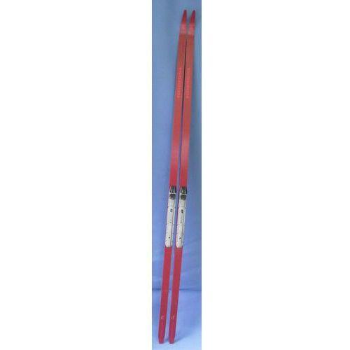 Nowe narty biegowe  red star, dług. 200cm (gg) marki Kneissl