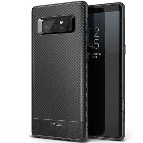 Obliq Flex Pro - Etui Samsung Galaxy Note 8 (2017) (Carbon Black)