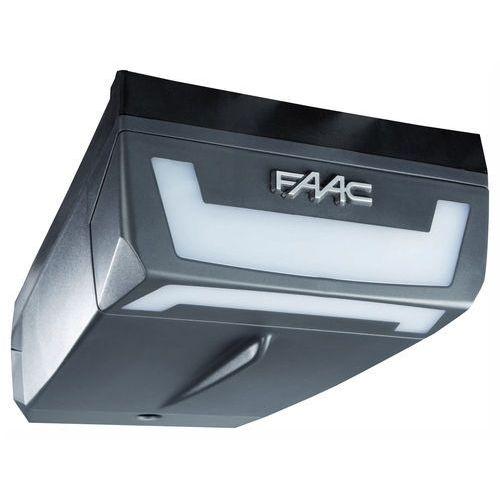 D700hs napęd do bram garażowych z wbudowaną centralą sterującą e700 marki Faac