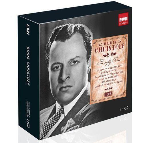 Warner music poland Icon: boris christoff (limited) - boris christoff (płyta cd)
