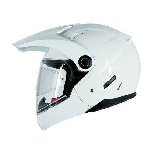 Ozone Kask  open face city white