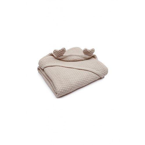 Pulp Kocyk bawełniany dziany 80x80 cm 5o33fe (5060500740382)