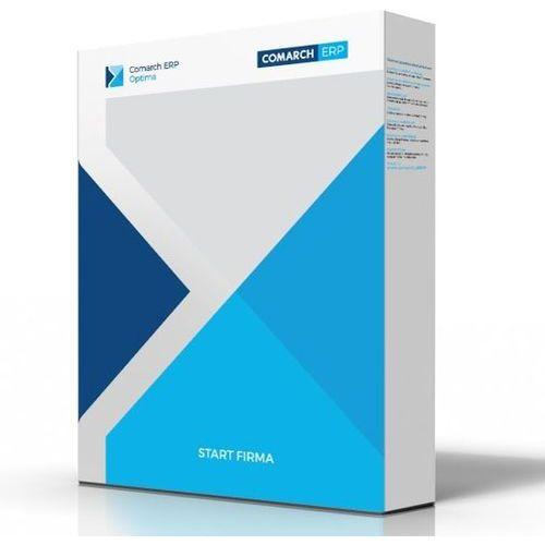 Comarch s.a. Comarch erp optima pakiet start firma - gratis instalacja programu (2097970041797)