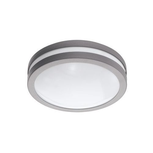 Eglo connect LOCANA Lampa Sufitowa LED Srebrny, 1-punktowy - Nowoczesny - Obszar zewnętrzny - LOCANA - Czas dostawy: od 10-14 dni roboczych