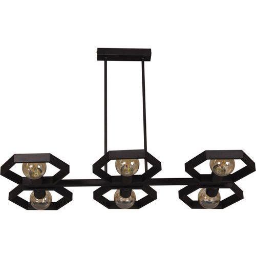 Lampa wisząca MARVEL model K-4733 marki Kaja czarny (5901425515283)