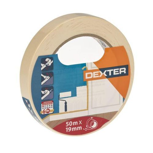 Taśma malarska ochronna marki Dexter