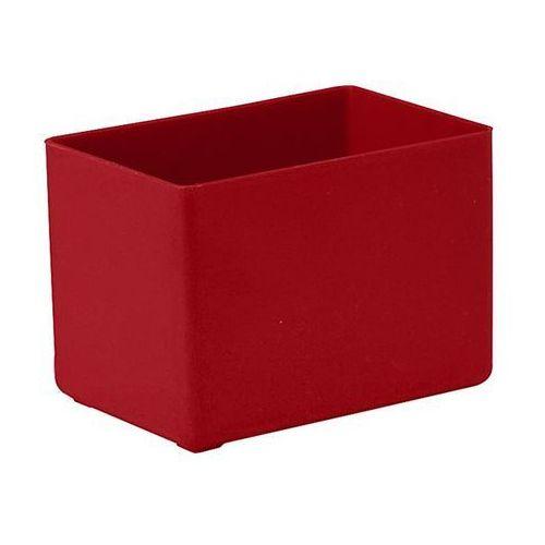 Häner Wkładana skrzynka do szuflady, dł. x szer. x wys. 80x53x54 mm, opak. 32 szt., cz