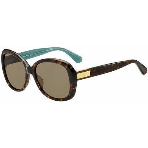Kate spade Okulary słoneczne judyann/p/s polarized 0fzl/sp
