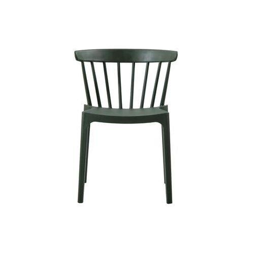 Woood krzesło bliss zielone 378634-a