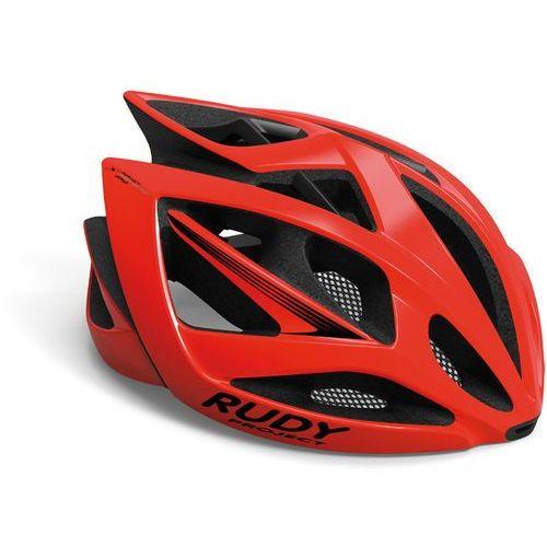 Rudy Project Airstorm Kask rowerowy czerwony S-M   54-58cm 2018 Kaski rowerowe