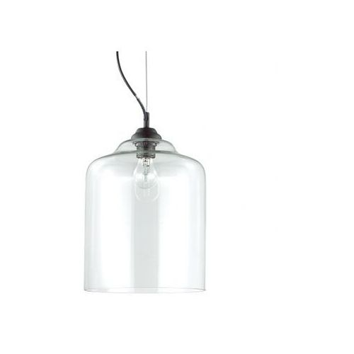 Lampa wisząca BISTRO' SP1 SQUARE TRASPARENTE