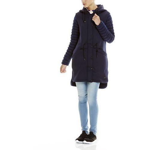 Bench płaszcz damski Mix N MATCH parka - parka 38 (rozmiar producenta: M), BLKA2080-BL193