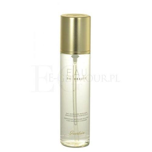 Guerlain Eau De Beauté Pure Radiance Cleanser płyn micelarny 200 ml tester dla kobiet