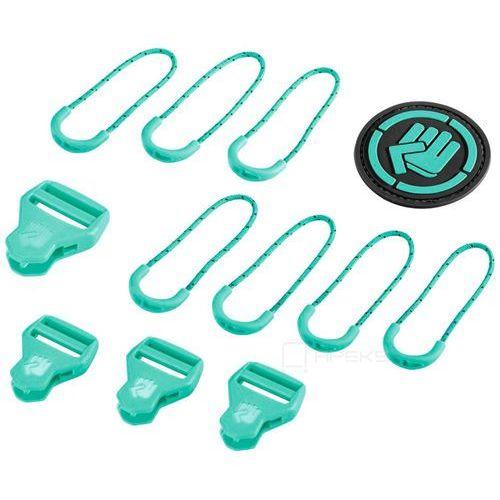 Coocazoo MatchPatch Classic zestaw elementów wymiennych / turkusowy - Atlantis (4047443342188)