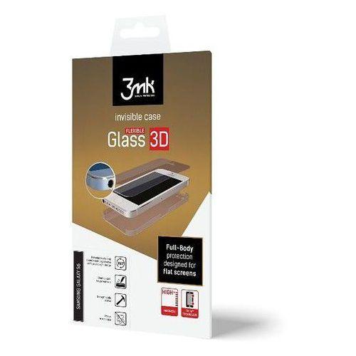 Folia, szkło na całość  flexible glass 3d high-grip galaxy s7 marki 3mk