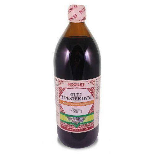 Biooil Olej z pestek dyni laboratorium (1000 ml)