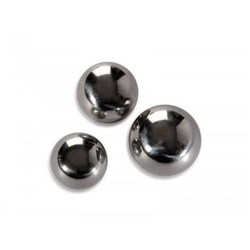 Titus range zestaw kulek analnych : anal ball upgrade 40mm od producenta Titus range (uk)
