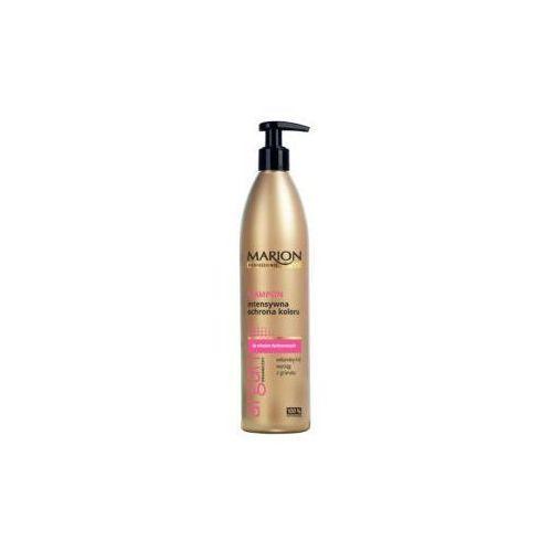 Marion professional argan organiczny szampon do włosów intensywna ochrona koloru 400g - marion od 24,99zł darmowa dostawa kiosk ruchu