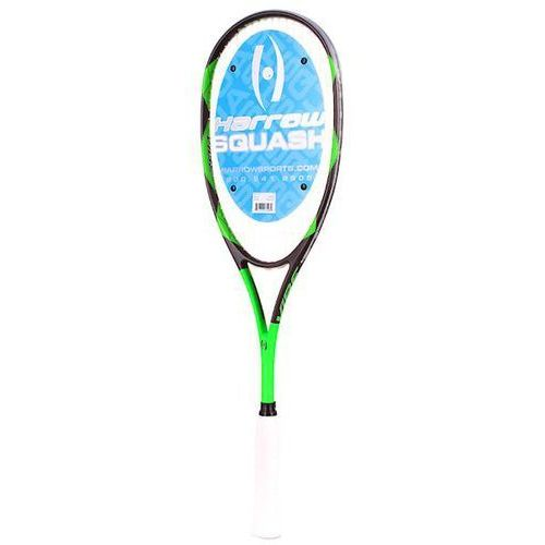 RAKIETA SQUASH HARROW VIBE BLACK/LIME