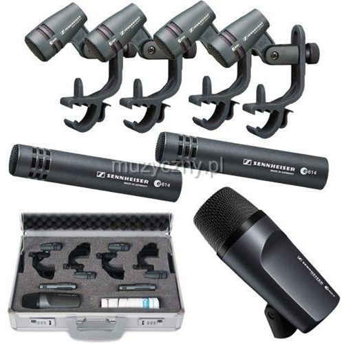 Sennheiser e-600 zestaw mikrofonów do perkusji