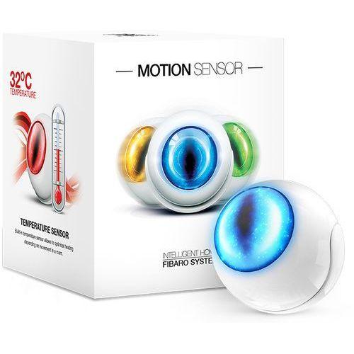 FIBARO Motion Sensor Czujnik Ruchu FGMS-001 ZW5 - odbiór w 2000 punktach - Salony, Paczkomaty, Stacje Orlen (5902020528258)